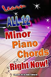 Learn all 12 minor piano chords right now! (Success in Music! Book 6) (English Edition)