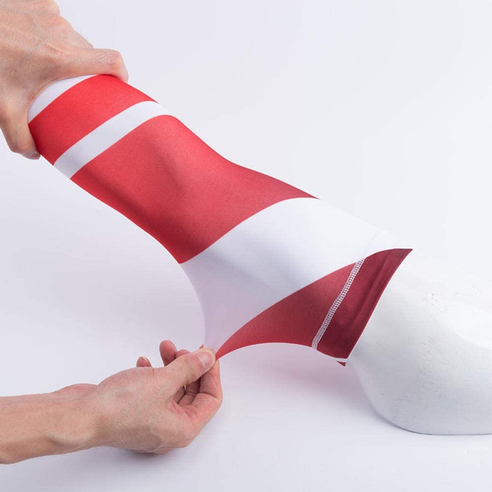 Tfsg Scaldamuscoli per Braccia Manicotto di Protezione per Braccio Manica di Seta Ice Tuta Antiurto per Protezione Solare