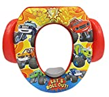 Nickelodeon Blaze and the Monster Machines ''Let's Roll Out'' Soft Potty Seat