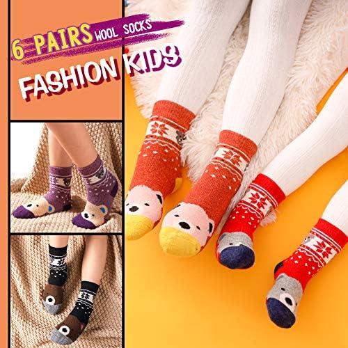 Kids socks 26-27 Size size handmade hand knitted wool socks woolsocks winter warm childrensocks green red orange 16.5 cm length