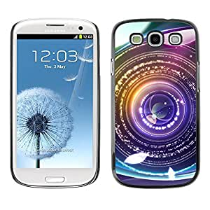 Hot Style Cell Phone PC Hard Case Cover // M00100029 eye abstract digital // Samsung Galaxy S3 i9300