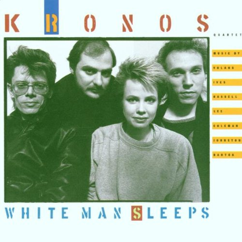 Cover of White Man Sleeps
