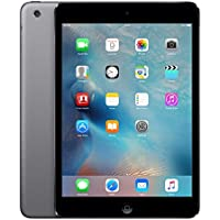 Apple iPad Mini 2 32GB A7 1.3GHz 7.9, Dark Gray (Certified Refurbished)