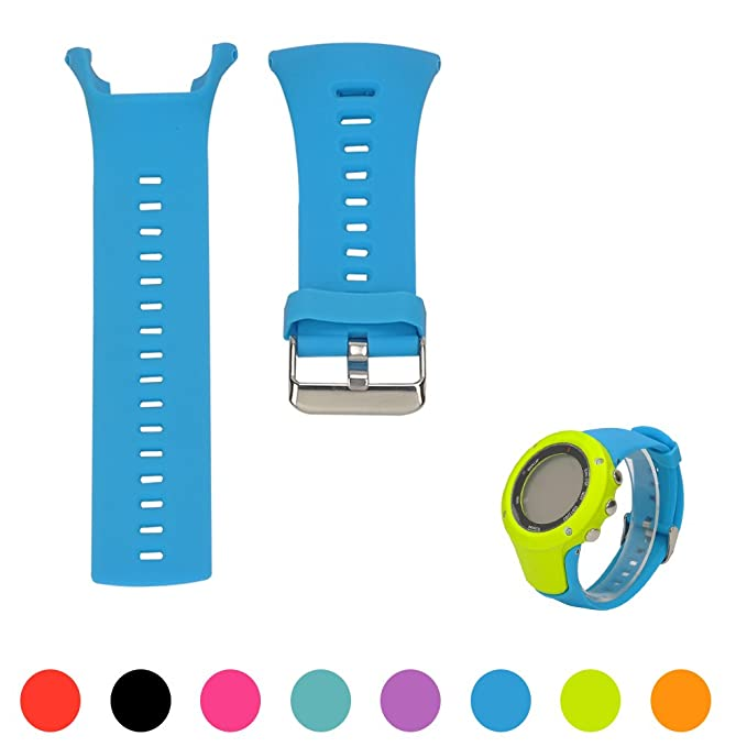 3 opinioni per iFeeker, cinturino regolabile in morbido silicone per smart watch Suunto Ambit