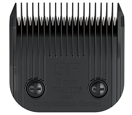 Wahl Professional Animal #5F Full Ultimate Blade 15/64#2372-500 - Blade Brush (Wahl Competition Series)