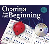 Ocarina From The Beginning Bk/Cd