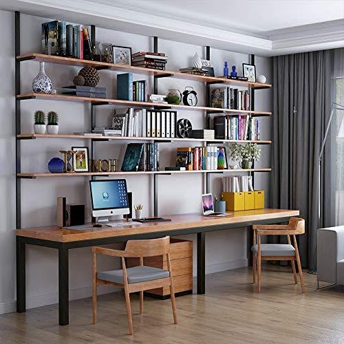 B xinrongqu Nordic Corner Schreibtisch bücherregal Kombination   Hause   bücherschrank EIN Schreibtisch Computer Schreibtisch 200  60  75 cm B