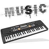 AIMEDYOU Keyboard Piano, 49 Keys Kids Piano