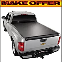 Truxedo 598109 Light Grey 6.5' Tonneau Cover Bed for Ford F-150