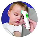Braun BFH-125 Forehead Thermometer, White