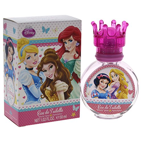 Air Val My Princess And Me By Disney for Kids Eau de Toilette Spray, 1.02 Ounce (Spray Perfume Disney)