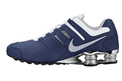 aa1bae39d10 ... coupon nike nike shox current mens style 633631 mens 633631 400 size 10  7bf16 bb03a