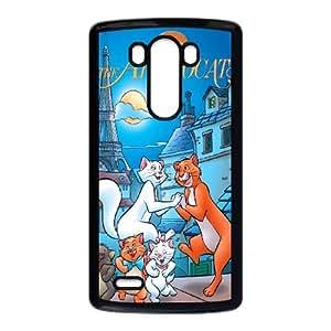 Disney Cartoon The Aristocats for LG G3 Phone Case 8SS461501