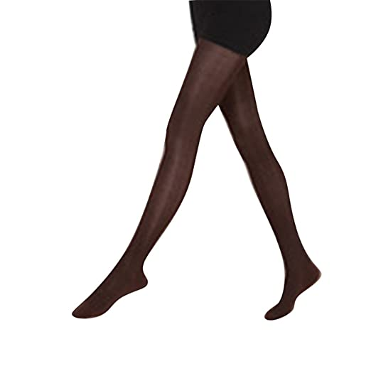 Twist Pattern Womens Winter Comfortable Cable Knit Leggings Footed