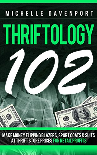 Thriftology 102: Make Money Flipping Bla - Suits and Sportcoats Shopping Results