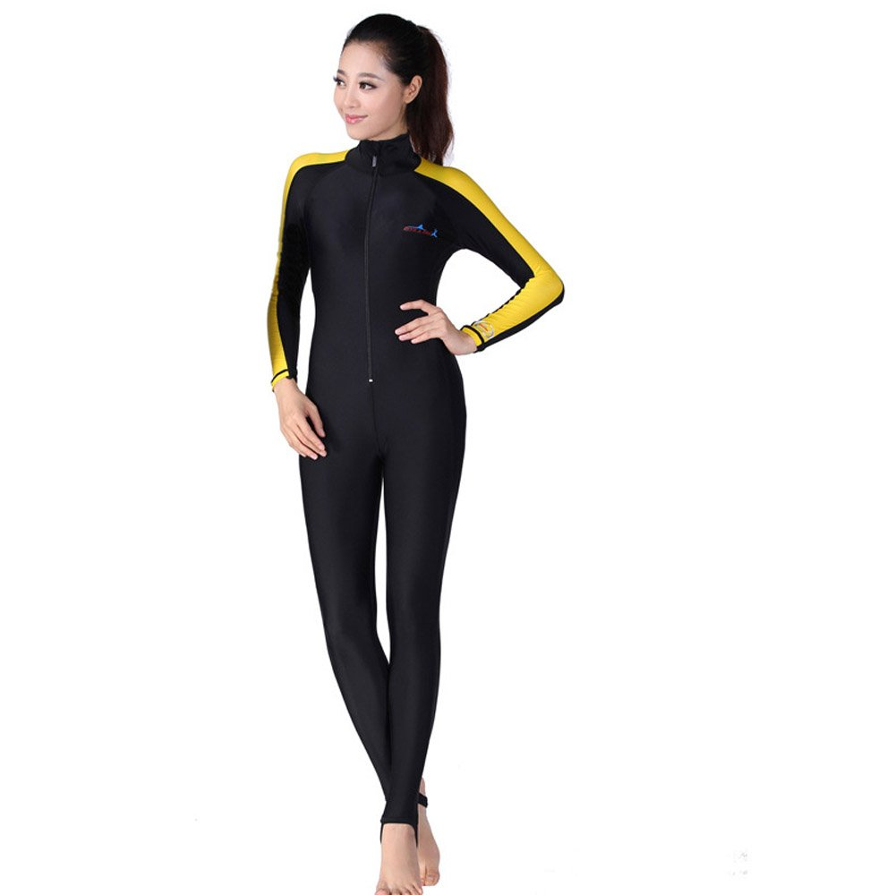 A Point Wetsuits Full Body Sports Skins Diving Suit Snorkeling Swim A point diving
