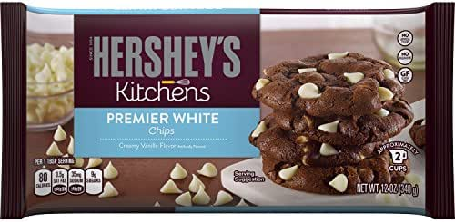 Baking Chips & Chocolate: Hershey's Kitchens Premier White Chocolate Chips