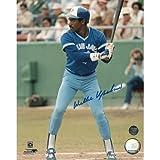 Willie Upshaw Autographed 8X10 Photo