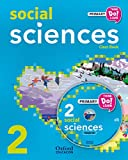 Think Do Learn Social Science 2nd Primary. Student's Book (+ CD) - 9788467392340