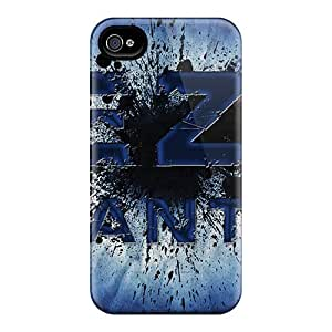 Perfect Hard Phone Covers For Iphone 6 (ihC9171SBCE) Customized Lifelike Dallas Cowboys Skin