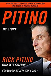 Book Cover: Pitino: My Story