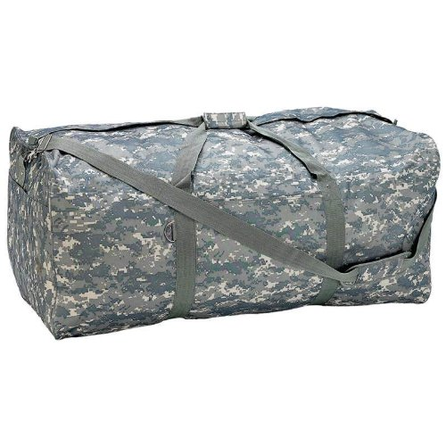 Extreme Pak 39 inches Digital Camo Pattern Water Resistant Duffle (Digital Camouflage Patterns)