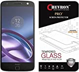 Chevron Moto Z (Motorola Moto Z) Screen Protector, Tempered Glass Screen Protector Film Guard For Moto Z (Motorola Moto Z), Anti-Explosion