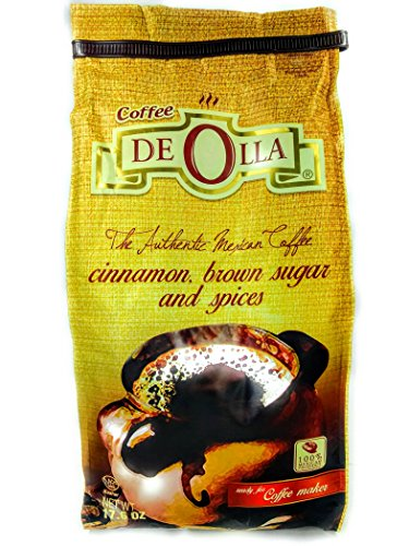 Cafe De Olla: The Authentic Mexican Coffee (1.1 lb.)