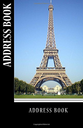Download ADDRESSBOOK - Eiffel Tower Paris PDF