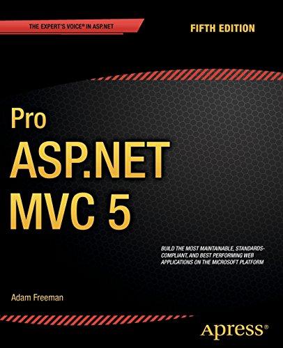 Pro ASP.NET MVC 5 (Expert's Voice in ASP.Net) (Best Java Game Framework)