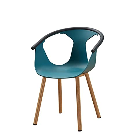 Amazon.com: LRZS-Furniture Silla de sofá de plástico, estilo ...