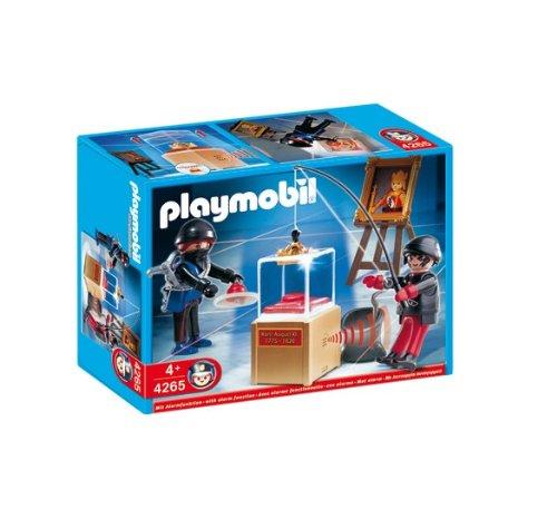 2 opinioni per Playmobil Polizia 4265 Ladri di Gioielli