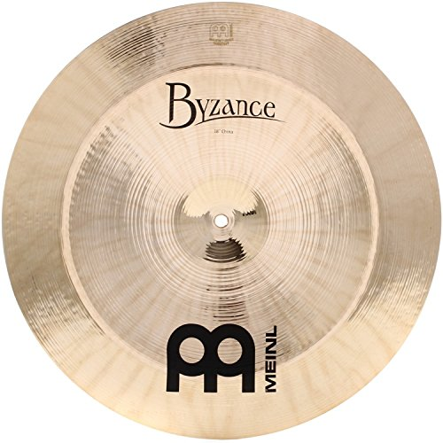 Meinl Cymbals B18CH-B Byzance 18-Inch Brilliant China Cymbal (VIDEO) by Meinl Cymbals