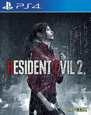 Resident Evil 2 - Lenticular Limited Edition: Amazon.es: Videojuegos