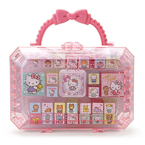 SANRIO Hello Kitty Friends Stamp Set