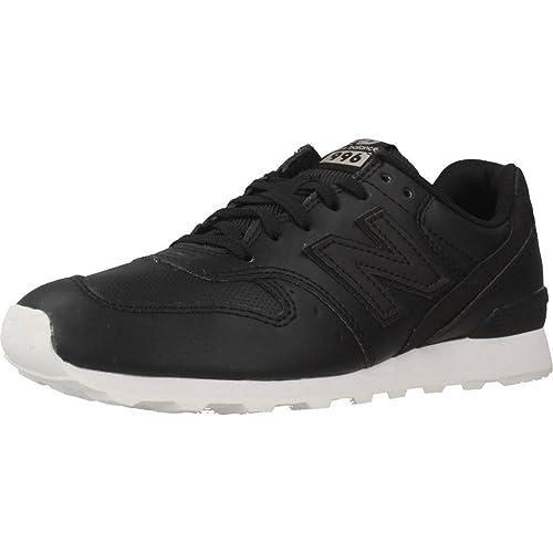 Sneaker NEW BALANCE WR996 SRB Color Nero