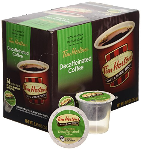 Tim Hortons Coffee Maker Manual : Tim Hortons DECAF Single Serve Coffee 48 Count - Gourmet Coffee & Equipment