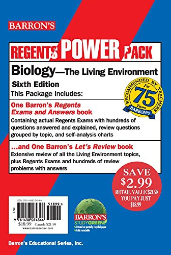 Biology Power Pack
