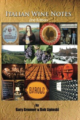 Italian Wine Notes (Second (Notes Italian)