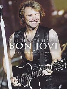 Bon Jovi - Keep the Faith in Spain [Alemania] [DVD]