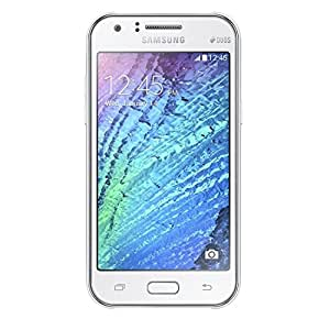 Samsung Galaxy J1 2016 LTE J120m DUOS Unlocked GSM Phone White (Certified Refurbished)