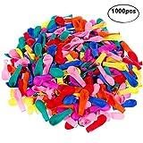 Faburo 1000pcs Multicoloured Water Balloons