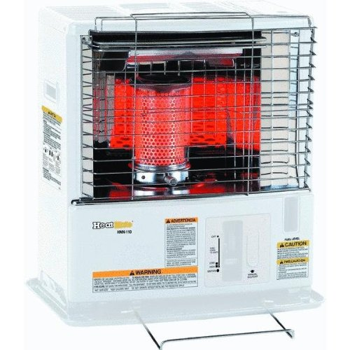 Sengoku CTN-110 KeroHeat 10,000-BTU Portable Radiant Kerosene Heater Review