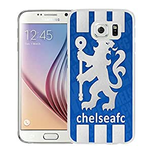 Beautiful And Fashional Designed Cover Case For Samsung Galaxy S6 With Chelsea White Phone Case 8