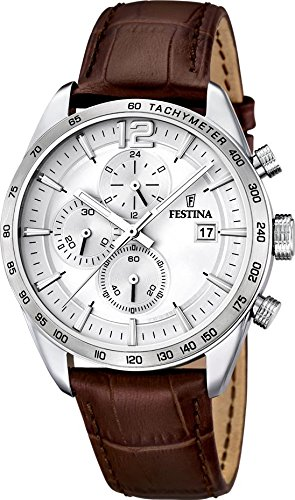 Festina Chrono Sport F16760/1 Mens Chronograph Solid Case