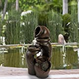Pure Garden 50-LG1180 3-Tier Fountain