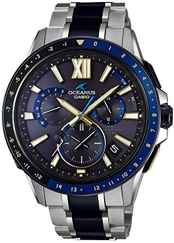 CASIO OCEANUS Limited Edition OCW-G1200D-1AJF