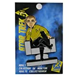 Star Trek Captain Kirk Chair Pin