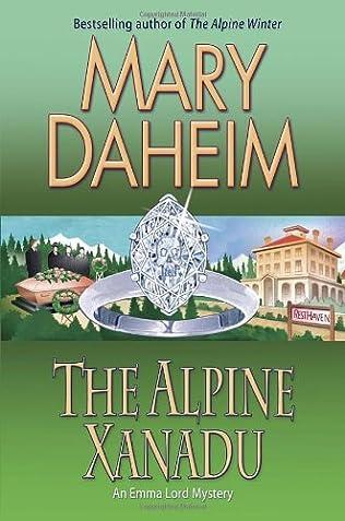 book cover of The Alpine Xanadu