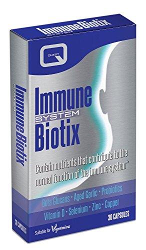 (2 PACK) - Quest Immunebiotix Capsules | 30s | 2 PACK - SUPER SAVER - SAVE MONEY